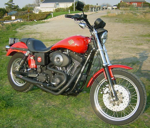 Harley Fxr Turbo: Harley Model Designations