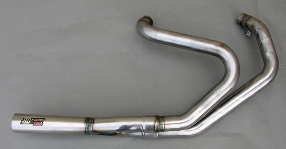 RB Racing LSR 2-1 Exhaust Technology