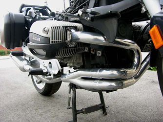 Bmw Black Hole Exhausts