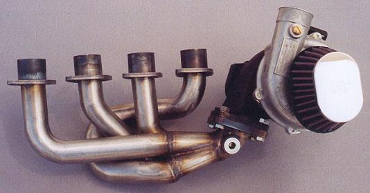 BMW K100 Turbo