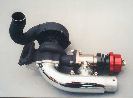 BMW Motorcycle Turbocharger Kits