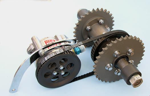 Sprocket Diameter Calculator