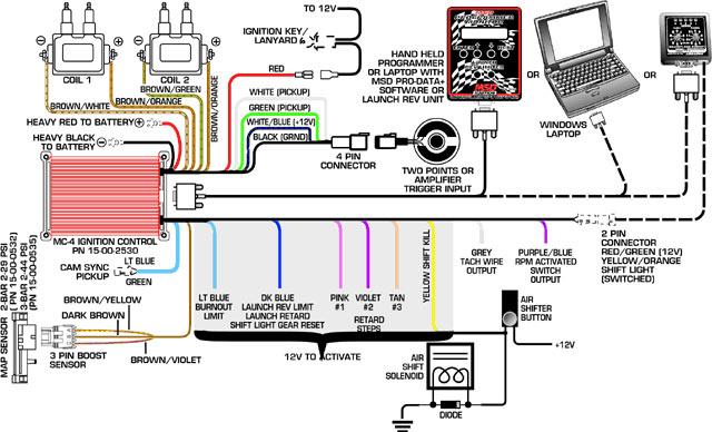 Yamaha Blaster Ingnition Circuit
