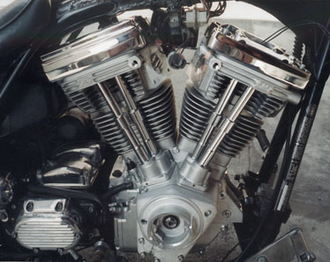 113/126/132 and 139 Cubic Inch Orca Motors on
