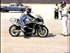 Suzuki GSXR1100 Turbo